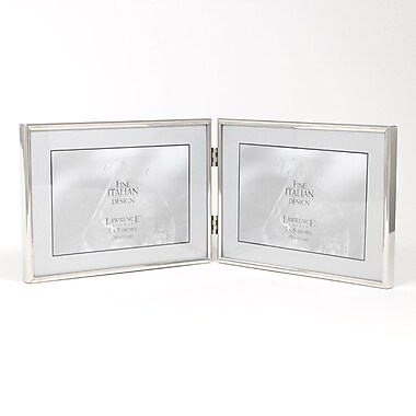 Lawrence Frames 650075D Silver Metal 5.1