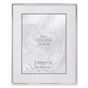 "Lawrence Frames Verona Collection 8"" x 10"" Steel Picture Frame (650080)"