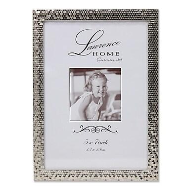 Lawrence Frames 710857 Shimmer Silver Metal 7.52