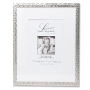 "Lawrence Frames 710880 Shimmer Silver Metal 10.51"" x 8.54"" Picture Frame"
