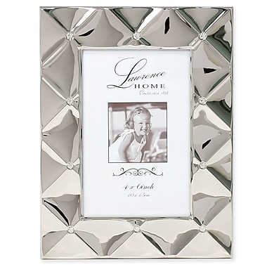 Lawrence Frames 711146 Silver Metal 8.19