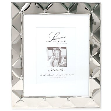 Lawrence Frames 711180 Silver Metal 10.2