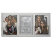 "Lawrence Frames Verona Collection 5"" x 7"" Metal Picture Frame (750057T)"