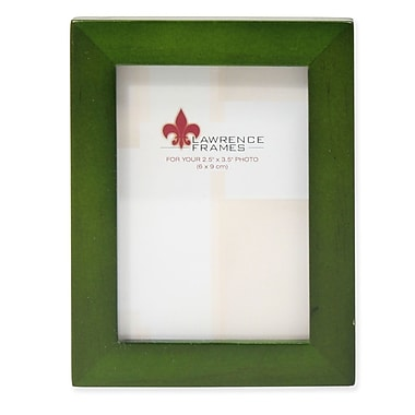 Lawrence Frames 756023 Green Wood 3.1