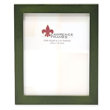 Lawrence Frames 756045 Green Wood 5.63