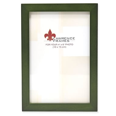 Lawrence Frames 756046 Green Wood 6.63
