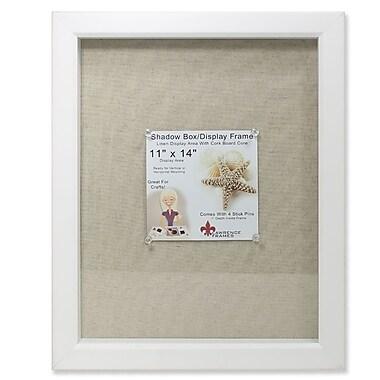 Lawrence Frames 168111 White Polystyrene 9.8