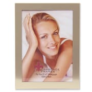 "Lawrence Frames 230257 Brass Metal 7.85"" x 5.85"" Picture Frame"
