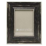 """Lawrence Frames 533057 Black Polystyrene 10.45"""" x 9.5"""" Picture Frame"""