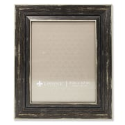 "Lawrence Frames 8"" x 10"" Polystyrene Weathered Black Picture Frame (533080)"