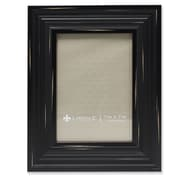 Lawrence Frames 533457 Weathered Black Polystyrene 9.88 x 7.88 Picture Frame