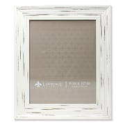 "Lawrence Frames 533580 Weathered Ivory Polystyrene 12.88"" x 10.88"" Picture Frame"