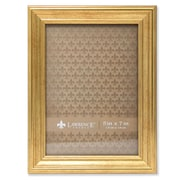 "Lawrence Frames Lawrence Home 5""L x 7""W Polystyrene Gallery Picture Frame 536257"