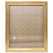 "Lawrence Frames Lawrence Home 8""L x 10""W Polystyrene Gallery Picture Frame 536280"