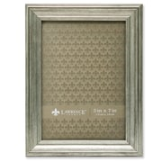 "Lawrence Frames Lawrence Home 5""L x 7""W Polystyrene Gallery Picture Frame 536357"