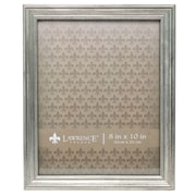 "Lawrence Frames Lawrence Home 8""L x 10""W Polystyrene Gallery Picture Frame 536380"