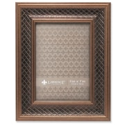 "Lawrence Frames Lawrence Home 5""L x 7""W Polystyrene Gallery Picture Frame 536657"