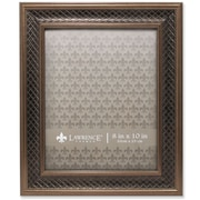 "Lawrence Frames Lawrence Home 8""L x 10""W Polystyrene Gallery Picture Frame 536680"