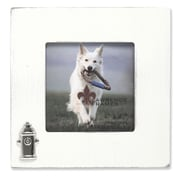 "Lawrence Frames Sentiments 4""L x 4""W Wood Pet Picture Frame 545444"