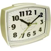 Westclox® 22192 Dialite Analog Alarm Clock