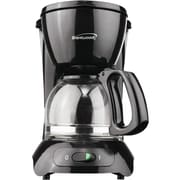 Brentwood® 4 Cup Coffee Maker, Black