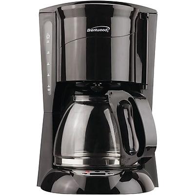Brentwood 12 Cup Digital Coffee Maker, Black 1196726