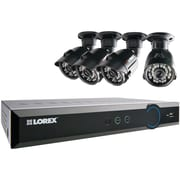 LOREX® ECO Blackbox 3 Series 8 Channel Security Camera System W/4 600TVL Security Cameras