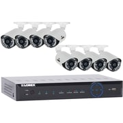 LOREX® 12 Channel Real-Time Security DVR With 960H Security Cameras