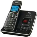 RCA 2112-1 DECT 6.0 Step Digital Single Handset Cordless Phone, 50 Name/Number