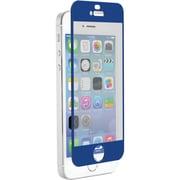 Znitro Nitro Glass Screen Protector For iPhone 5/5s/5c, Blue