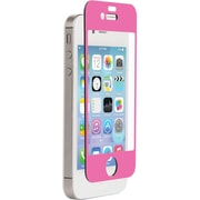 Znitro Nitro Glass Screen Protector For iPhone 4/4s, Pink