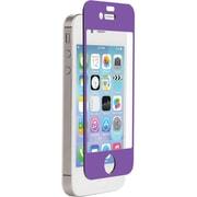 Znitro Nitro Glass Screen Protector For iPhone 4/4s, Purple