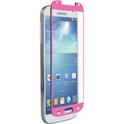 Znitro Nitro Glass Screen Protector For Samsung Galaxy S4, Pink