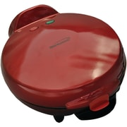 Brentwood® 900 W 6-Portion Non-Stick Quesadilla Maker, Red