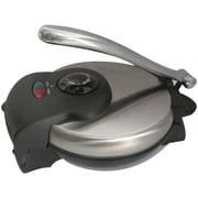 Brentwood® 1000 W Non-Stick Tortilla Maker, Stainless Steel