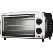 Brentwood 4 Slice 9 Liter Toaster Oven Broiler, Black