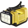 Pelican™ Portable Remote Area Lighting System With 6 LED Worklights, Yellow