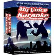 Emedia MV12131 My Voice Karaoke Vocal Removal Software
