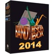 PG Music Band-In-a-Box Pro 2014 Musical Educational Tool DVD