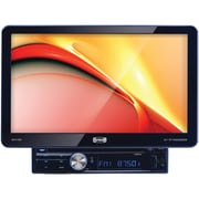 SSL SD10.1USA In-Dash Single-Din 10.1 Motorized Detachable Touchscreen DVD Player
