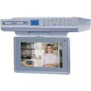 Venturer® 9 720p Kitchen TFT LCD Undercabinet TV/DVD Combo, Silver
