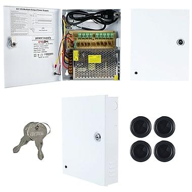Spyclops™ SPY-DB9W10A 9-Way Power Distribution Box