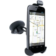 iSound® 5203 Mobile Car Mount For iPhone/BlackBerry, Black