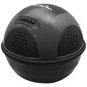 Pyle® PWR90D Aqua Blast Floating Pool Bluetooth Speaker System With Rechargeable Battery, Black