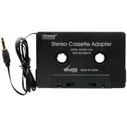 iSound® 1642 Stereo Cassette Adapter