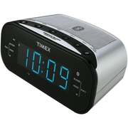 iHome® T331S Bluetooth AM/FM Dual Alarm Clock Radio