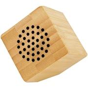 Innovative HUH-106 Q-pine Wood Portable Bluetooth Speaker