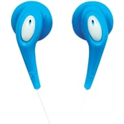 Naxa JELLEEZE™ NE-925-BL Hi-Fi Super Bass Digital Stereo Earphone, Blue
