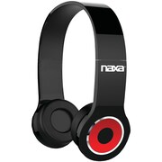 Naxa® NE-932 Bluetooth Wireless On-Ear Headphones, Black