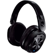 Panasonic RP-HC800 Premium Noise-Canceling Over-the-Ear Headphones With Travel Case, Black